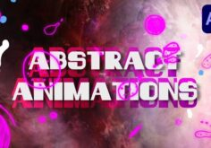 Videohive Abstract Animations Pack 01