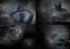 Videohive Time Travel History Opener 21279078